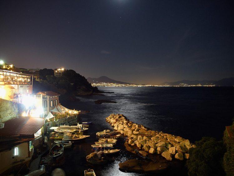 Napoli: notte di San Lorenzo 2019