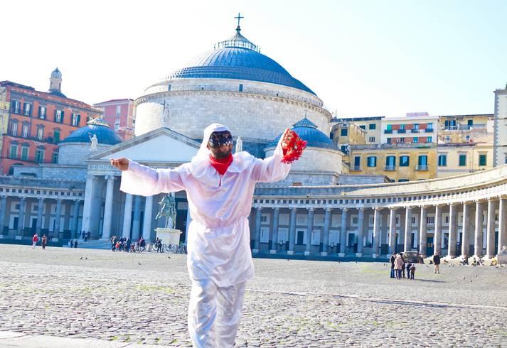 Carnevale 2018 a Napoli